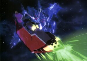 Rating: Safe Score: 8 Tags: gun gundam gundam_seed mecha weapon User: drop