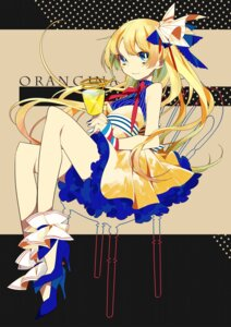 Rating: Safe Score: 16 Tags: anthropomorphization dress heels mochizuki_kei User: Noodoll