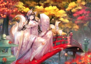 Rating: Safe Score: 71 Tags: animal_ears japanese_clothes kitsune miracle_nikki see_through sheska_xue tail User: Mr_GT