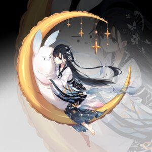 Rating: Safe Score: 44 Tags: ark_order asian_clothes yue_yue User: hiroimo2