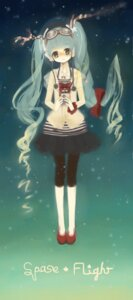 Rating: Safe Score: 10 Tags: hatsune_miku headphones meisa vocaloid User: anaraquelk2