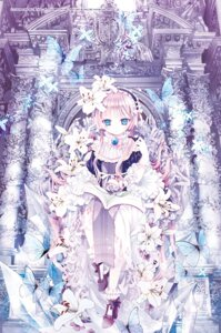 Rating: Safe Score: 49 Tags: blue_hallelujah dress gosick lolita_fashion pantyhose victorica_de_broix User: blooregardo
