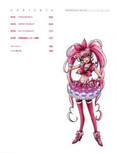 Rating: Questionable Score: 4 Tags: heels houjou_hibiki index_page pretty_cure suite_pretty_cure takahashi_akira thighhighs User: drop