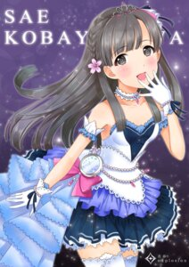 Rating: Safe Score: 31 Tags: dress emicii kobayakawa_sae the_idolm@ster the_idolm@ster_cinderella_girls the_idolm@ster_cinderella_girls_starlight_stage thighhighs User: Mr_GT