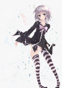 Rating: Safe Score: 97 Tags: minchi pantsu thighhighs User: tbchyu001