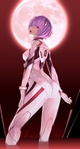 Rating: Questionable Score: 53 Tags: ass ayanami_rei bodysuit neon_genesis_evangelion ninnzinn wet User: Mr_GT