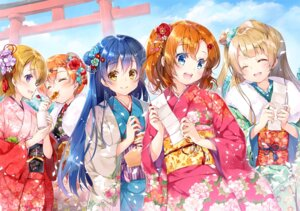 Rating: Safe Score: 47 Tags: hoshizora_rin kimono koizumi_hanayo kousaka_honoka love_live! minami_kotori miwabe_sakura sonoda_umi User: fairyren