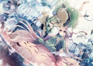 Rating: Safe Score: 27 Tags: hata_no_kokoro komeiji_koishi teco touhou User: dyj
