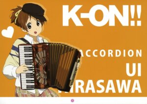 Rating: Safe Score: 22 Tags: hirasawa_ui k-on! User: animeprincess