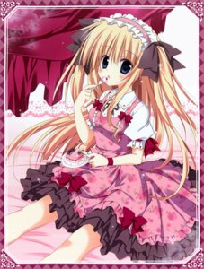 Rating: Safe Score: 55 Tags: dress k-books korie_riko lolita_fashion User: Twinsenzw