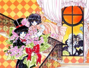 Rating: Safe Score: 2 Tags: clamp gap ijuuin_akira nijuu_mensou_ni_onegai ookawa_utako User: Share