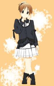 Rating: Safe Score: 13 Tags: dress hirasawa_ui k-on! yuyui User: Sanderu