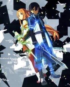 Rating: Safe Score: 12 Tags: heels kirito sword sword_art_online tagme thighhighs yuuki_asuna User: kiyoe