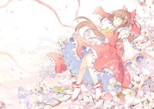 Rating: Safe Score: 30 Tags: 6u hakurei_reimu touhou User: fairyren