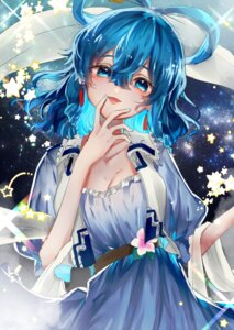 Rating: Safe Score: 18 Tags: cleavage dress kaku_seiga suzune_hapinesu touhou User: BattlequeenYume