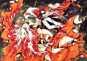Rating: Safe Score: 8 Tags: clamp kinomoto_sakura li_syaoran tsubasa_reservoir_chronicle User: Share