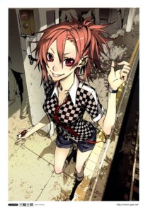 Rating: Safe Score: 30 Tags: headphones miwa_shirow User: Aurelia