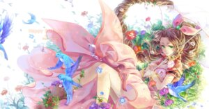 Rating: Safe Score: 22 Tags: aerith_gainsborough cleavage cpkon dress final_fantasy final_fantasy_vii User: Mr_GT