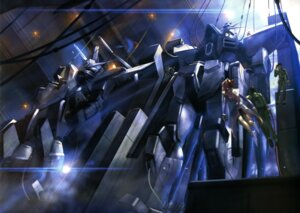Rating: Safe Score: 12 Tags: gundam gundam_seed gundam_seed_destiny infinite_justice_gundam lacus_clyne mecha strike_freedom_gundam User: drop