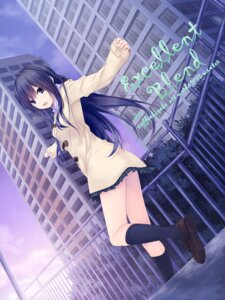 Rating: Safe Score: 76 Tags: coffee-kizoku seifuku shiramine_rika User: blooregardo
