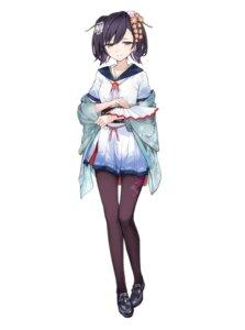 Rating: Safe Score: 19 Tags: echigoyuzawa_kasumi japanese_clothes ochau onsen_musume pantyhose seifuku User: saemonnokami