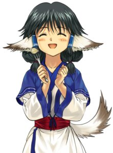 Rating: Safe Score: 5 Tags: animal_ears aruruu moonknives tail utawarerumono User: Feito