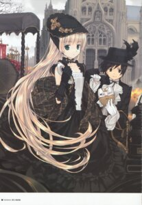 Rating: Safe Score: 19 Tags: dress gosick kujo_kazuya lolita_fashion takeda_hinata victorica_de_broix User: MDGeist