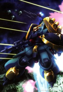 Rating: Safe Score: 3 Tags: char's_counterattack gundam jegan mecha User: drop