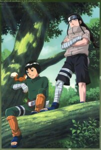 Rating: Safe Score: 4 Tags: hyuuga_neji male naruto rock_lee User: Davison