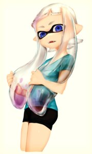 Rating: Safe Score: 18 Tags: bike_shorts inkling_(splatoon) pointy_ears puchiman splatoon User: Mr_GT