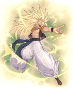 Rating: Safe Score: 10 Tags: dragon_ball_z gotenks katsutake male User: chilolo