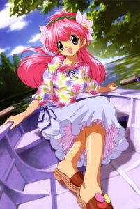 Rating: Safe Score: 18 Tags: galaxy_angel milfeulle_sakuraba User: Radioactive