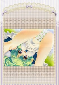 Rating: Questionable Score: 14 Tags: cameltoe kino kinokonomi kochiya_sanae pantsu touhou User: MirrorMagpie