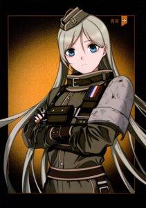 Rating: Safe Score: 5 Tags: armor girls_frontline nige uniform User: Radioactive