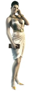 Rating: Safe Score: 14 Tags: cg cleavage dress excella_gionne heels resident_evil resident_evil_5 User: majoria