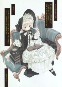 Rating: Safe Score: 14 Tags: gosick lolita_fashion takeda_hinata victorica_de_broix User: Radioactive