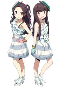 Rating: Safe Score: 48 Tags: alice_(claris) clara claris dress kanzaki_hiro User: HMX-999