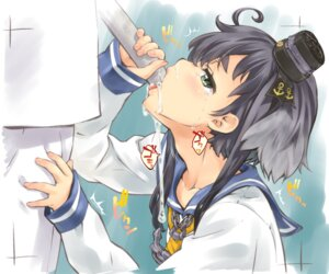 Rating: Questionable Score: 44 Tags: cream kantai_collection seifuku suzuki24 tokitsukaze_(kancolle) User: Mr_GT