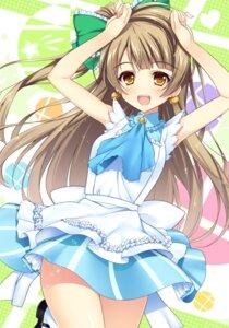 Rating: Safe Score: 59 Tags: love_live! minami_kotori raiou User: fairyren