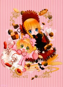 Rating: Safe Score: 6 Tags: chibi hina_ichigo karuki_haru lolita_fashion rozen_maiden shinku User: Hatsukoi