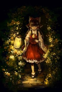 Rating: Safe Score: 36 Tags: hakurei_reimu nosaki touhou User: sylver650