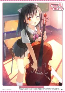 Rating: Safe Score: 43 Tags: kantoku seifuku User: fireattack