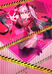 Rating: Safe Score: 23 Tags: dress hatsune_miku pantyhose vocaloid yyb User: charunetra