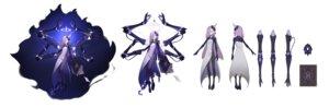 Rating: Questionable Score: 8 Tags: character_design dress fei_mao mecha_musume pantyhose User: Dreista