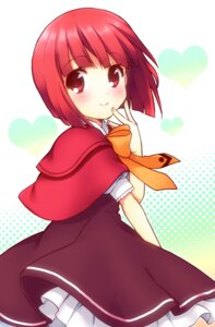 Rating: Safe Score: 31 Tags: akai_ringo dress mani ookami-san User: fairyren