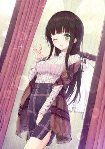 Rating: Safe Score: 22 Tags: aramachi gochuumon_wa_usagi_desu_ka? sweater ujimatsu_chiya User: yanis