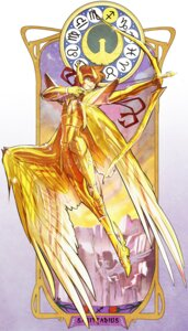 Rating: Safe Score: 8 Tags: armor male sagitarius_sisyphus saint_seiya tagme User: Radioactive