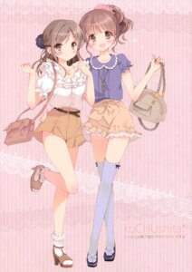 Rating: Safe Score: 102 Tags: pan pan_no_mimi thighhighs User: Hatsukoi