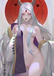 Rating: Explicit Score: 40 Tags: breasts censored horns japanese_clothes naruto no_bra nopan open_shirt pussy xiumu_bianzhou User: Mr_GT