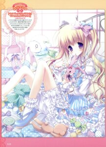 Rating: Safe Score: 49 Tags: bloomers lolita_fashion morinaga_korune User: crim